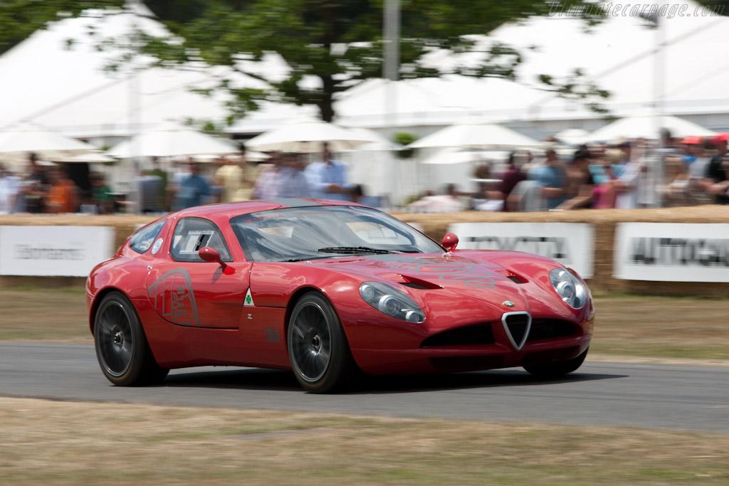 Alfa Romeo TZ3 Corsa ( - 2010 Goodwood Festival of Speed) High Resolution Image (2 of 18)