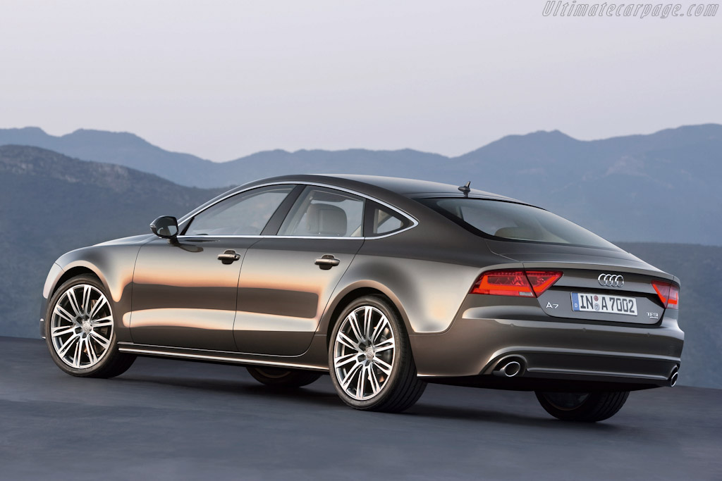 Audi A7 Sportback High Resolution Image 3 Of 6