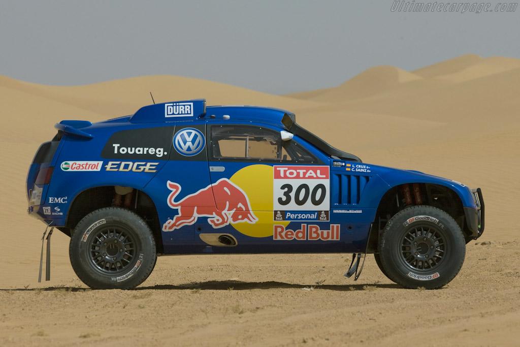 Volkswagen Race Touareg 3 High Resolution Image 2 Of 18