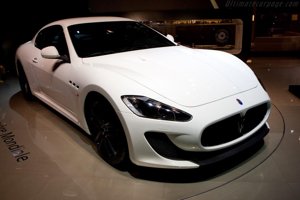 Maserati >> Maserati GranTurismo MC Stradale ( - 2010 Mondial de l ...