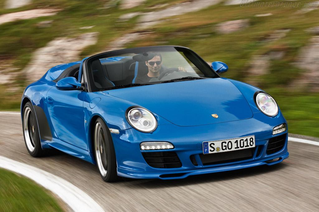 Porsche 997 Speedster High Resolution Image 2 Of 6