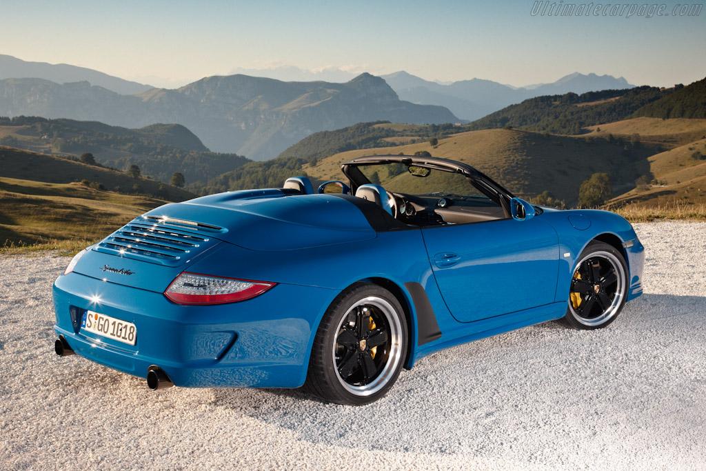 Porsche 997 Speedster High Resolution Image 3 Of 6