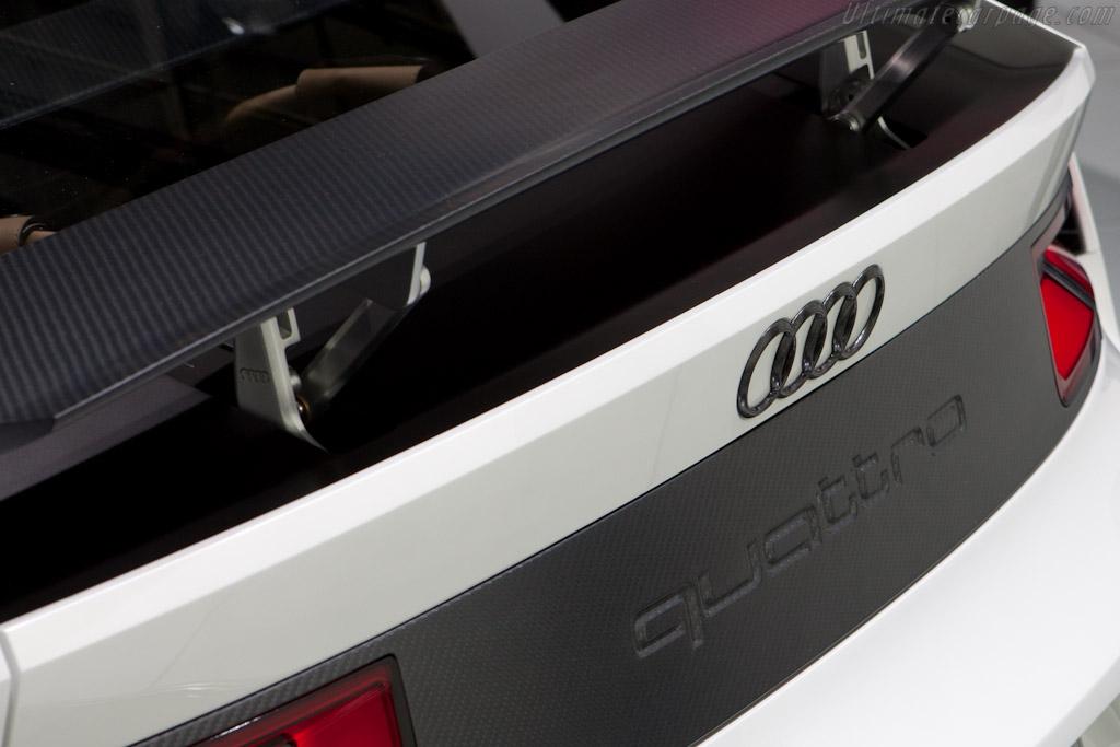 Audi Quattro Concept High Resolution Image 9 Of 12