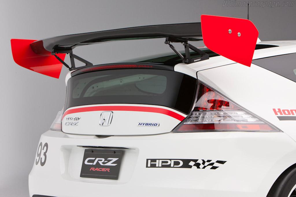 Honda HPD CR-Z Racer High Resolution Image (5 of 12)