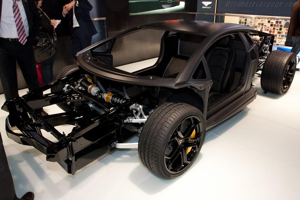 Lamborghini Aventador LP700-4 ( - 2011 Geneva International Motor Show) High Resolution Image (19 of 30)