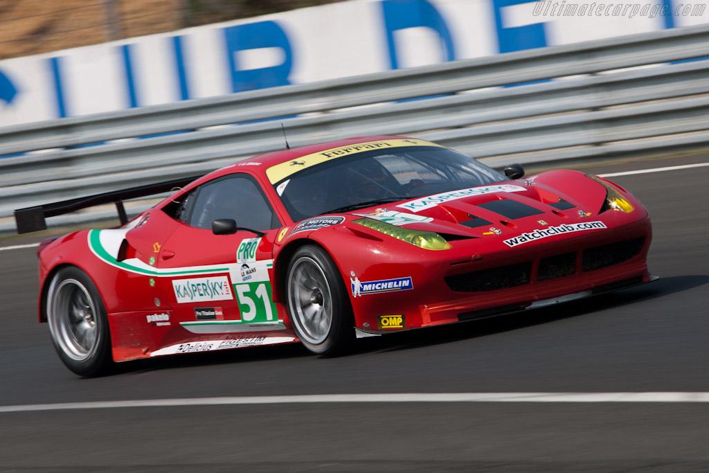 Ferrari 458 Italia GT2 (s/n 2826