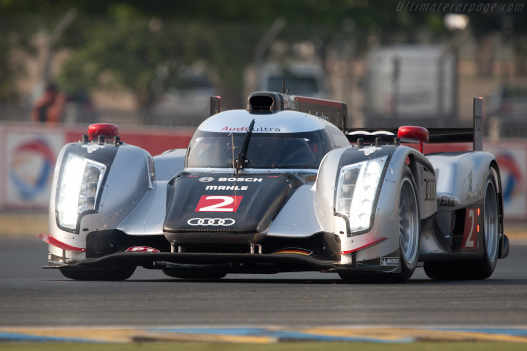 Audi R18 TDI ( - 2011 Le Mans Test) High Resolution Image (5 of 18)