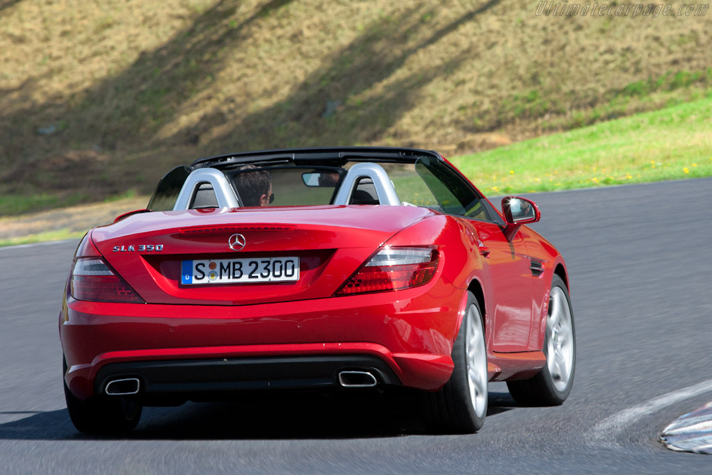 Mercedes benz slk 350 high resolution image 5 of 6 for Mercedes benz 350 slk