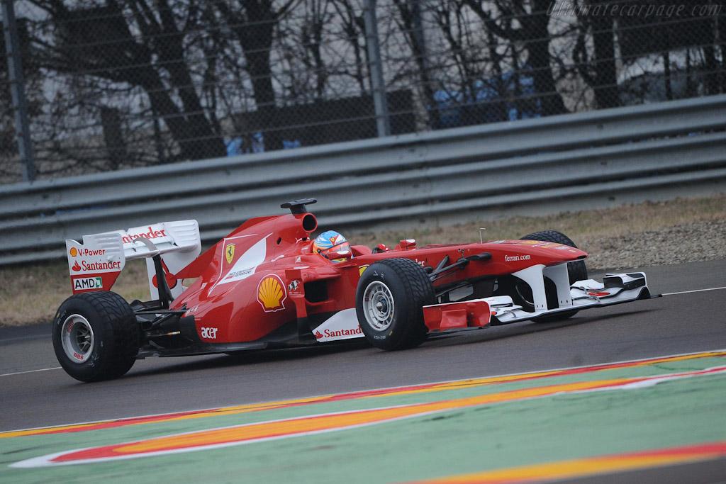 Ferrari F150 Interior