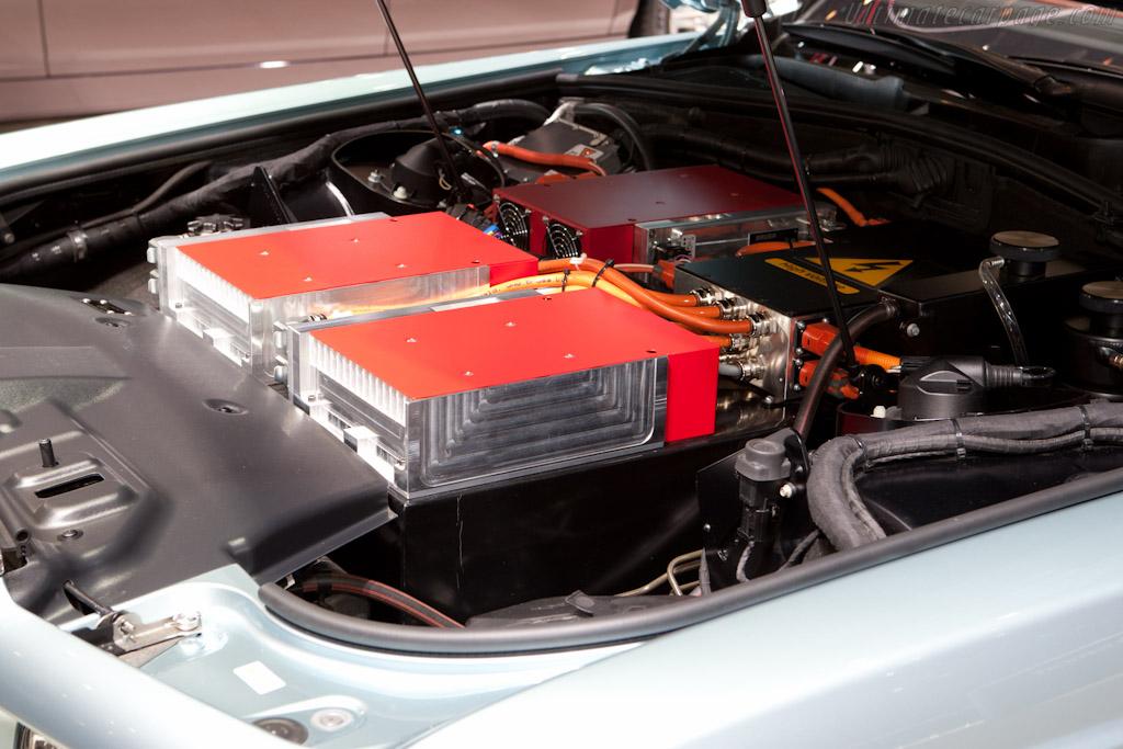 Rolls Royce 102ex Concept 2011 Geneva International