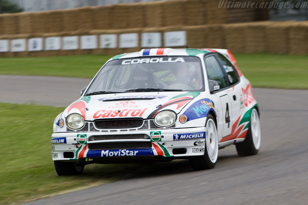 1997 - 1999 Toyota Corolla WRC - Images, Specifications and ...