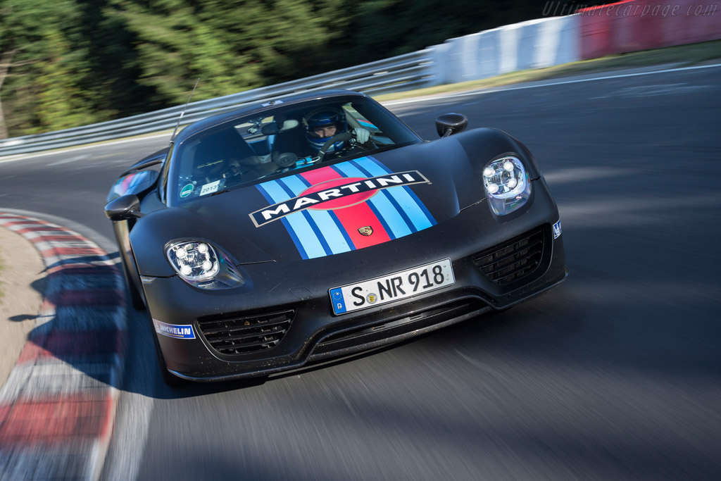 Porsche 918 Spyder High Resolution Image 28 Of 37