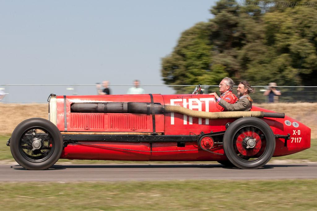 Fiat Mephistopheles 2011 Goodwood Festival Of Speed