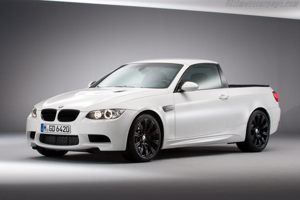Bmw M3 E >> BMW E92 M3 Pickup High Resolution Image (1 of 6)