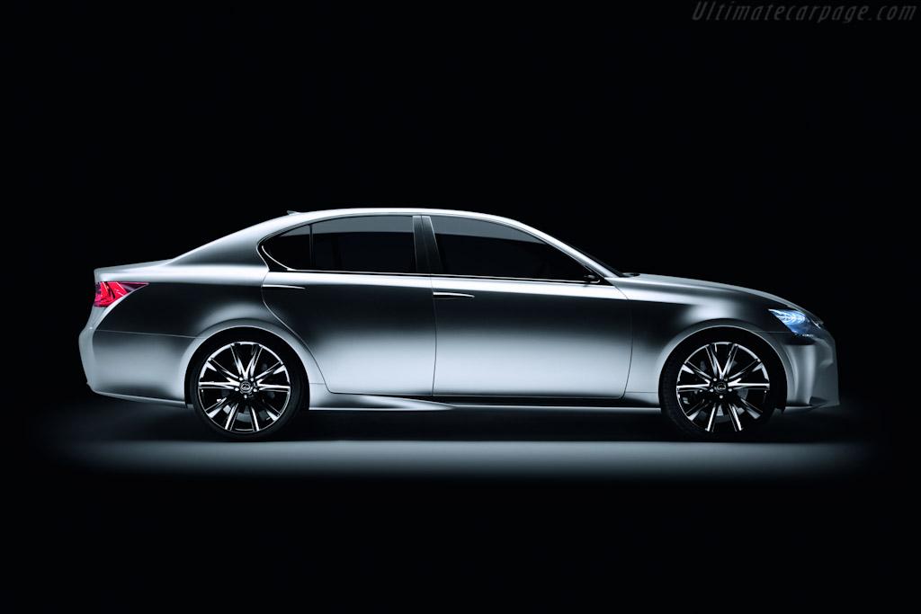 Car Lexus 2018 >> Lexus LF-Gh Concept High Resolution Image (3 of 6)