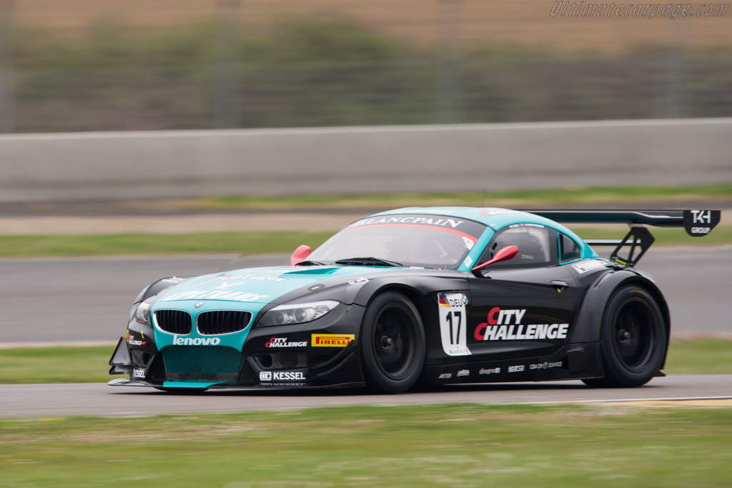 BMW Z4 GT3 ( - 2012 Coupes de Paques) High Resolution ...