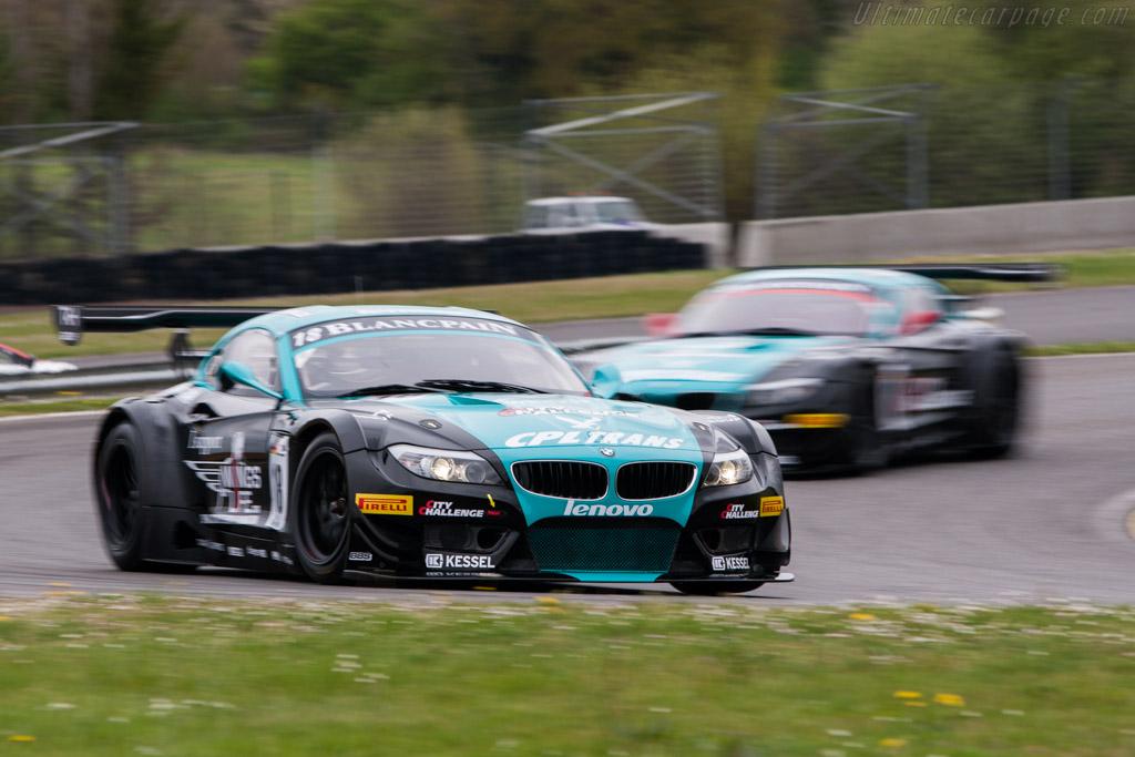 Bmw Z4 Gt3 2012 Coupes De Paques High Resolution