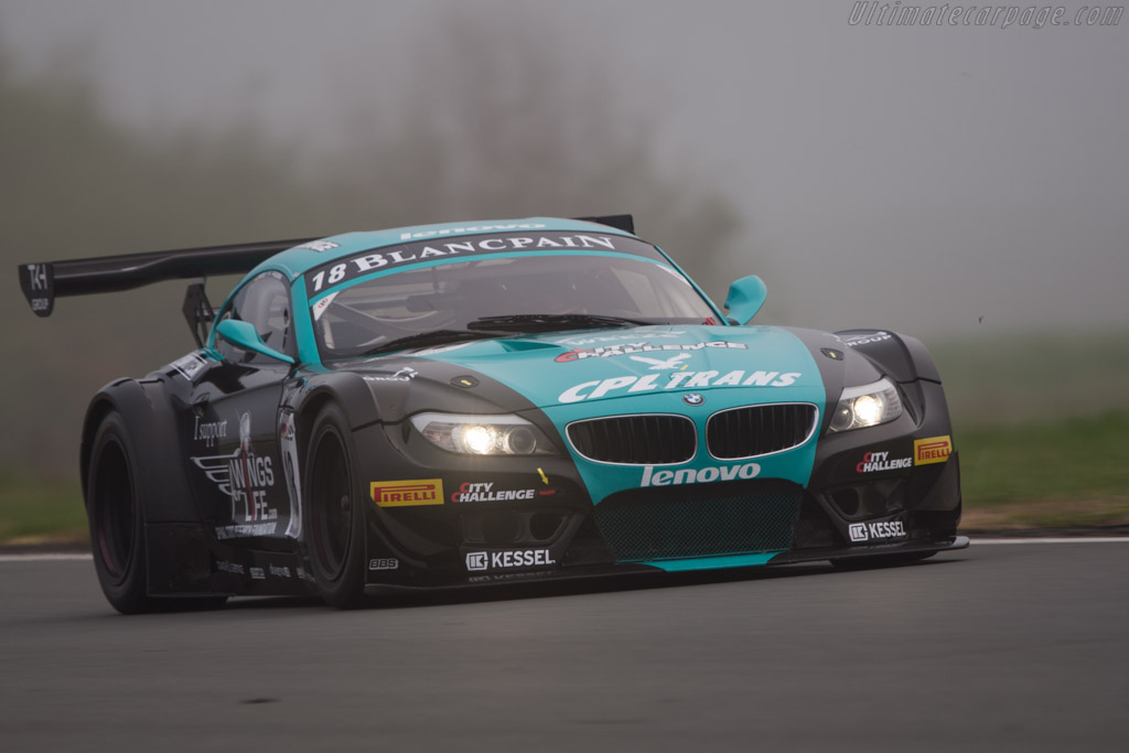 Bmw Z4 Gt3 2012 Coupes De Paques High Resolution Image 16 Of 24