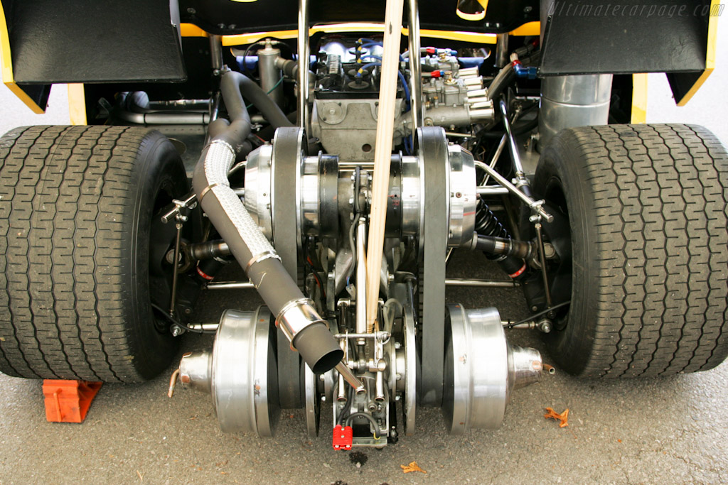 Festival Of Speed >> Huron 4A Cosworth DAF Variomatic ( - 2010 Goodwood Festival of Speed) High Resolution Image (12 ...