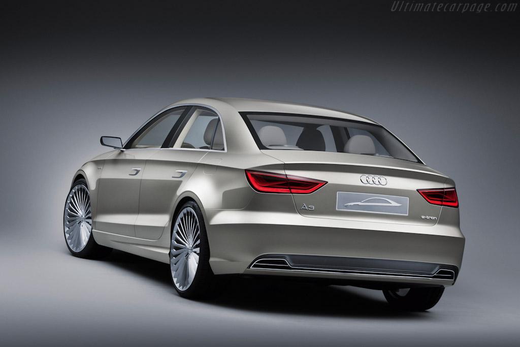 Audi A3 E Tron Concept High Resolution Image 3 Of 6