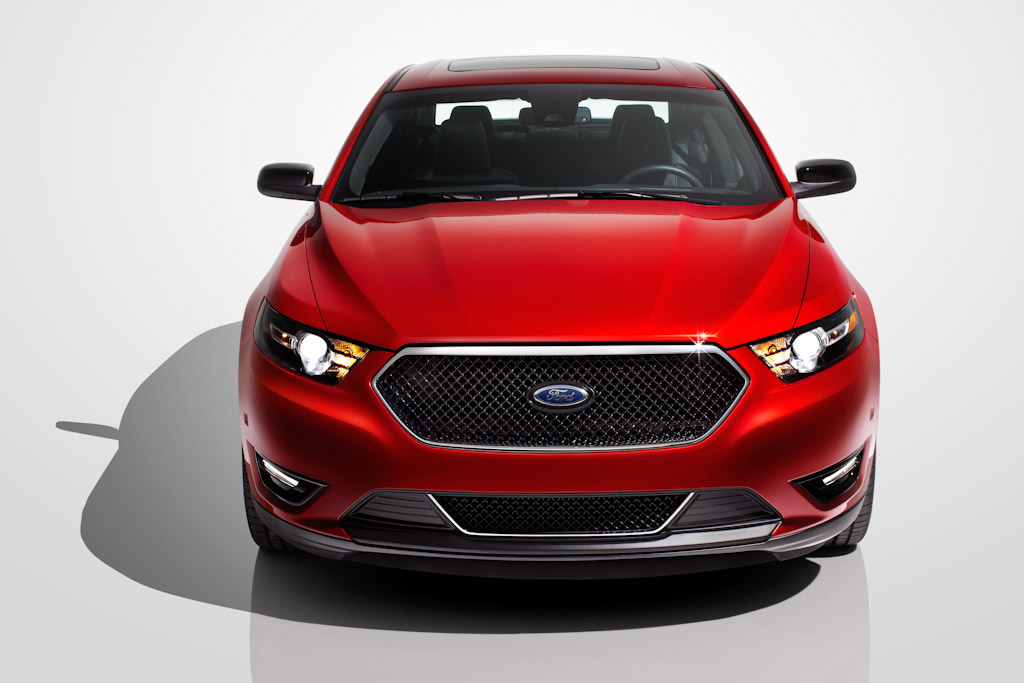 Ford Taurus SHO High Resolution Image (5 of 12)