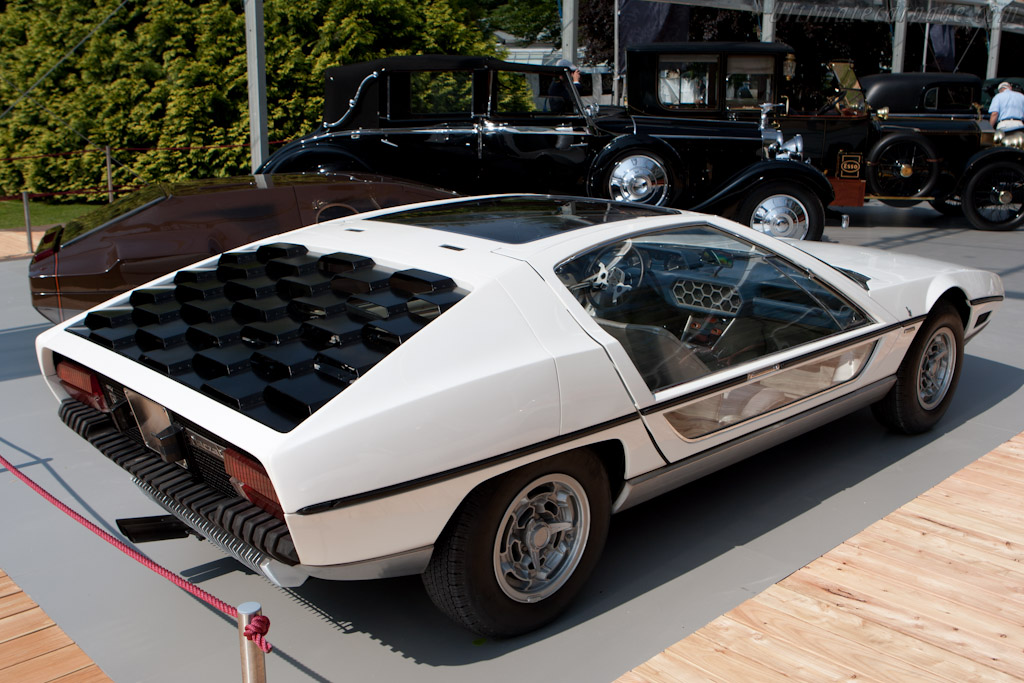 via 1967 Lamborghini Marzal - Images, Specifications and Information ...