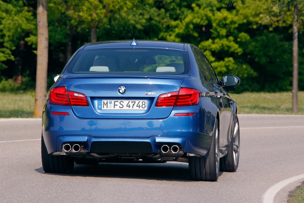 2018 Bmw M5 >> BMW M5 High Resolution Image (5 of 18)