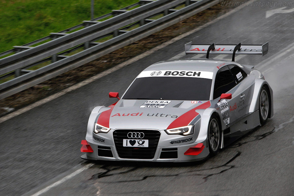 Audi A5 Dtm High Resolution Image 4 Of 12