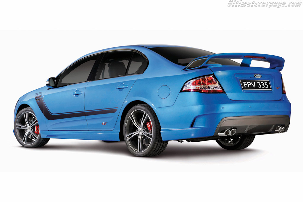 ford fpv gt high resolution image 4 of 4