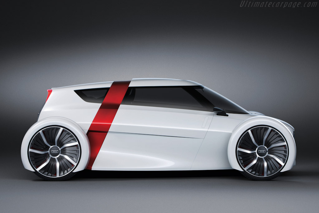 Audi Urban Concept High Resolution Image 3 Of 12