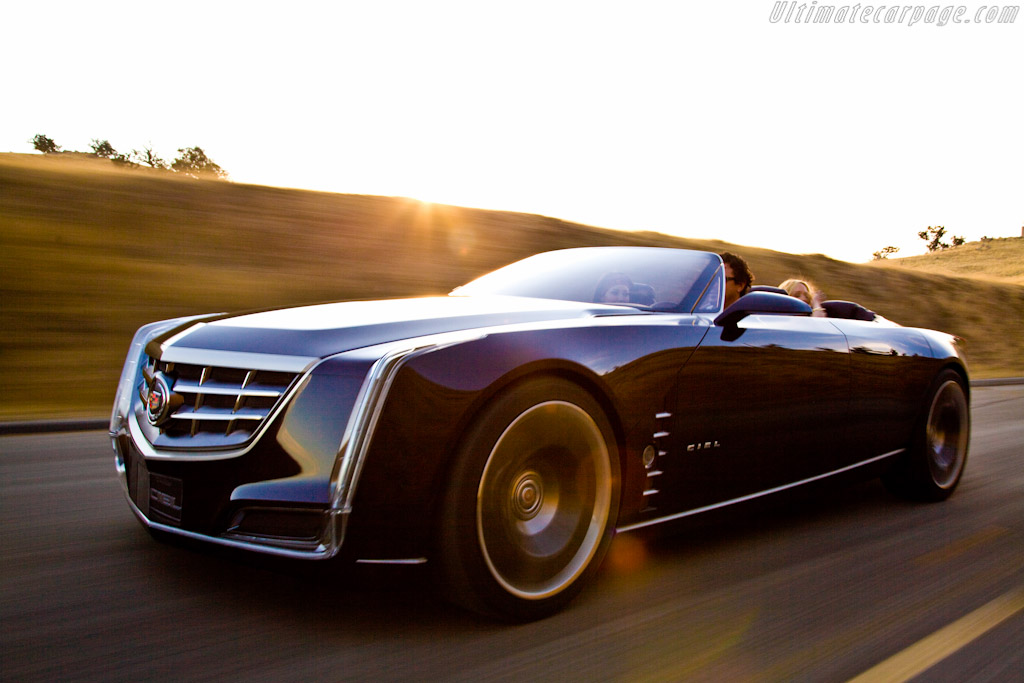 Cadillac ciel concept the new gm general motors company for Cadillac motor car company