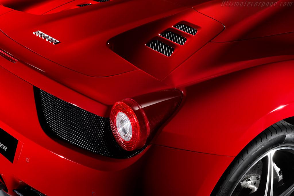Ferrari 458 Spider High Resolution Image 5 Of 5
