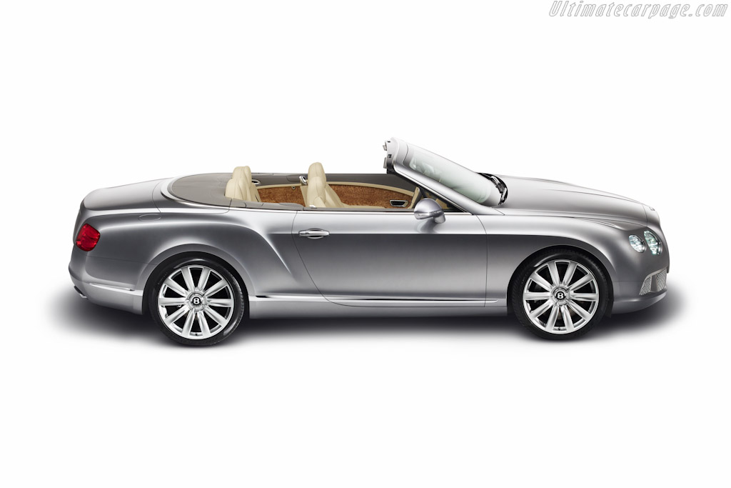Bentley Continental Gtc High Resolution Image 4 Of 12