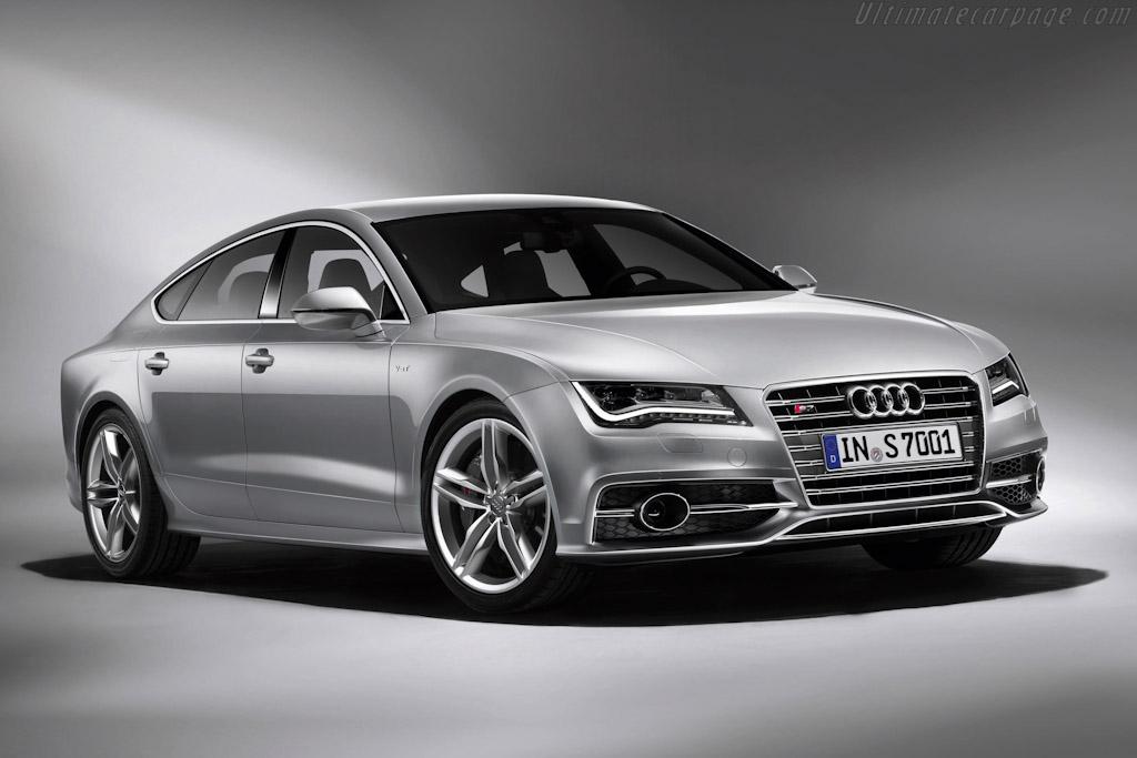 Audi S7 Sportback High Resolution Image 2 Of 6