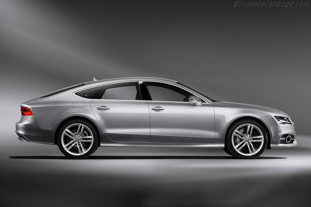 Audi S7 Sportback High Resolution Image 3 Of 6