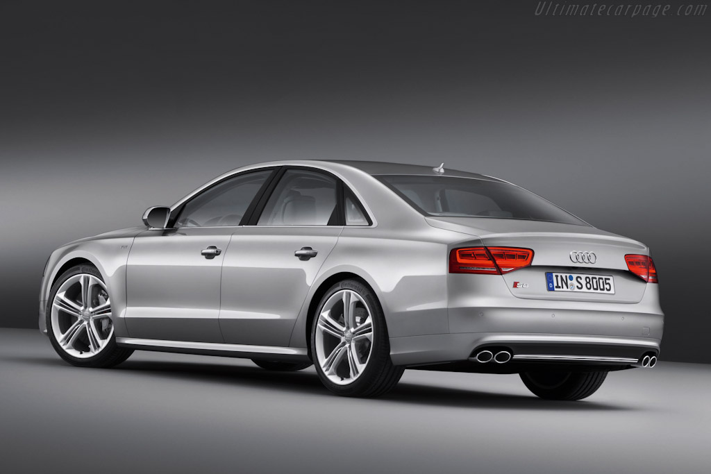 Audi S8 High Resolution Image (3 of 6)