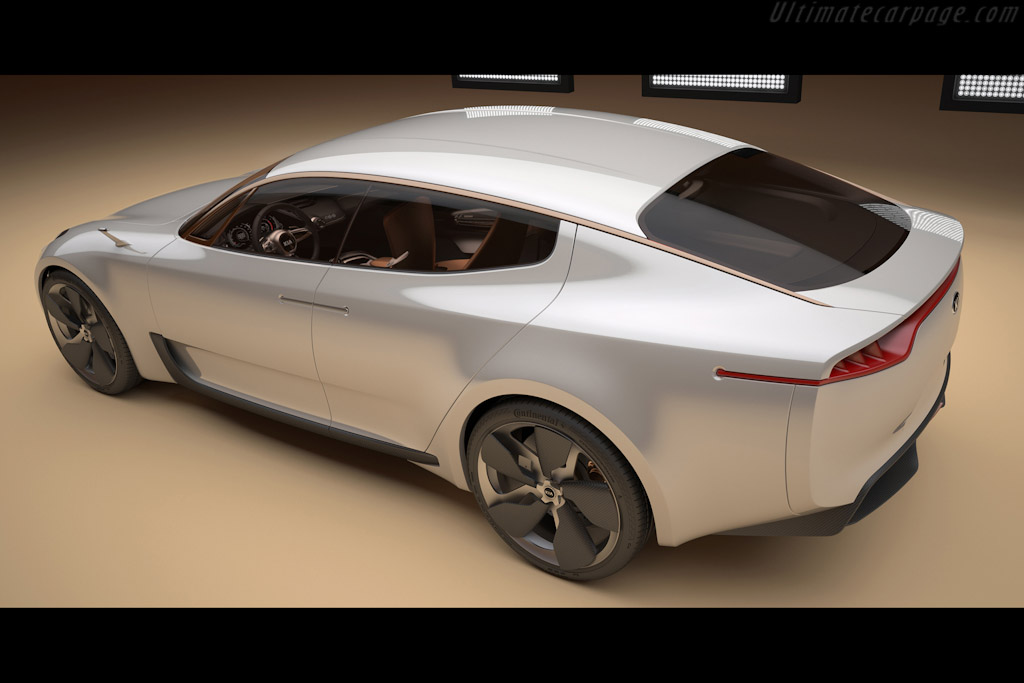 Kia Gt Concept High Resolution Image 4 Of 6