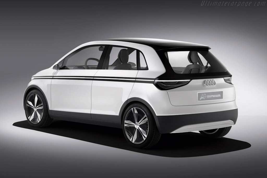 Audi A2 Concept High Resolution Image 2 Of 12