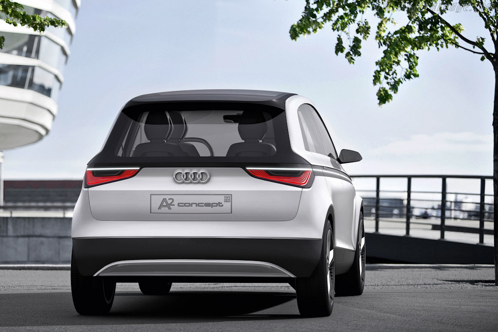 Audi A2 Concept High Resolution Image 6 Of 12