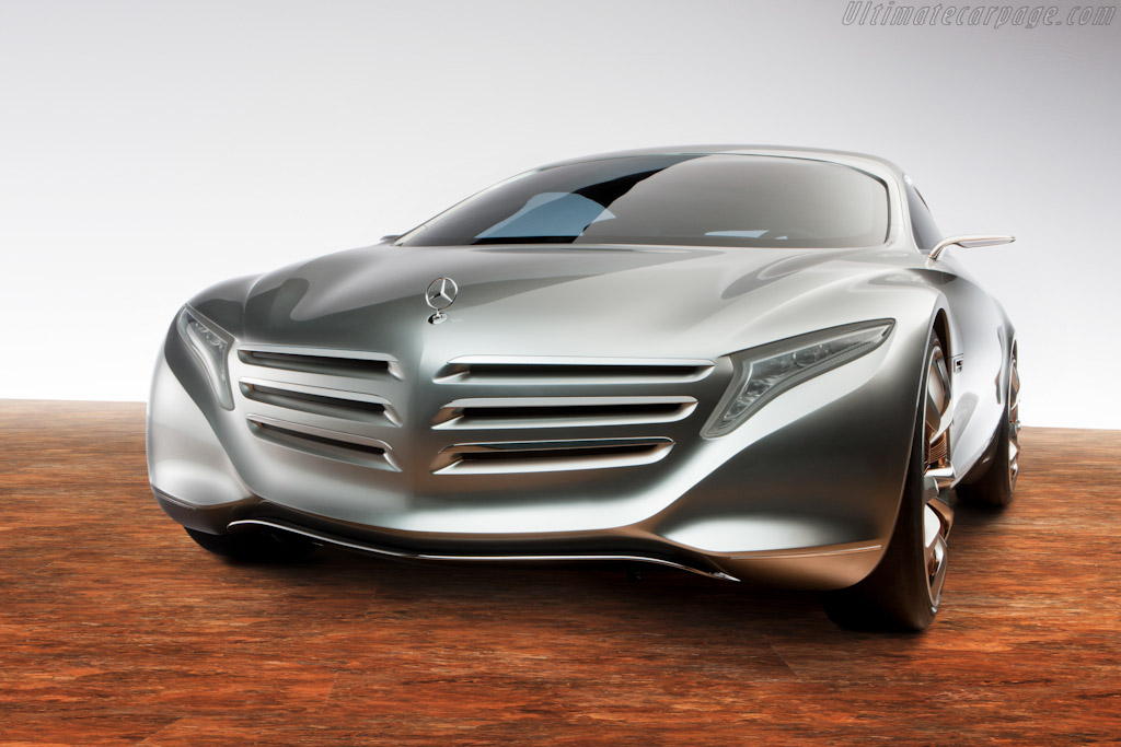 Mercedes-Benz F125! Concept High Resolution Image (2 of 12)