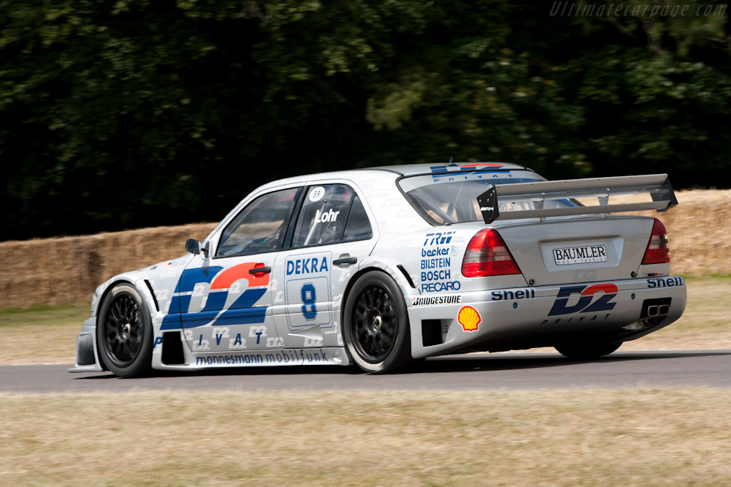 Mercedes Benz C Class Dtm S N Rs 106205 2010 Goodwood