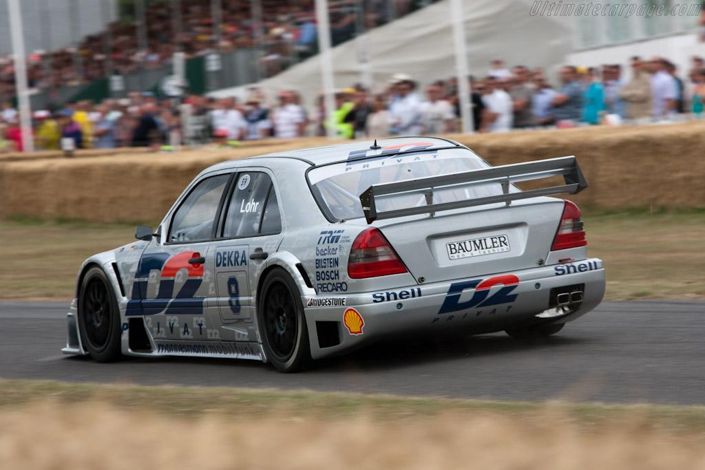 Mercedes Benz W202 - C Class DTM Mercedes-Benz-C-Class-DTM_13