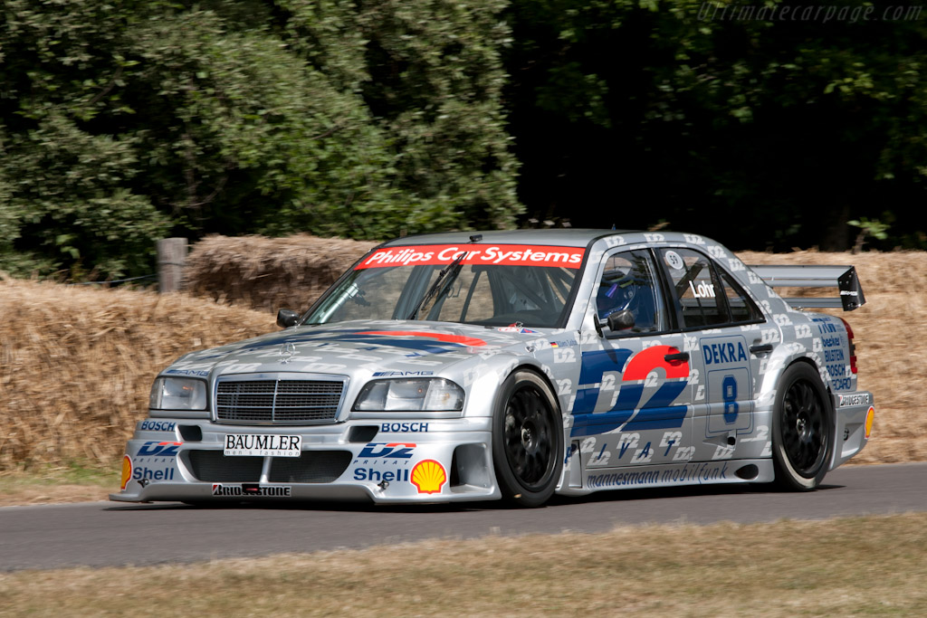 Mercedes Benz W202 - C Class DTM Mercedes-Benz-C-Class-DTM_6