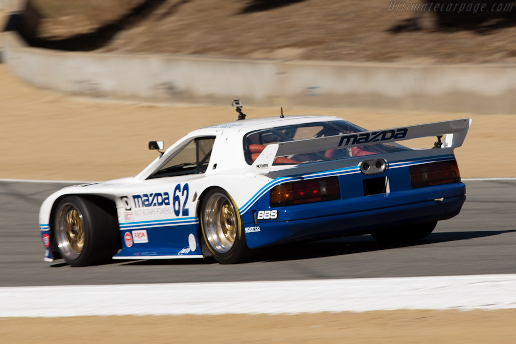 Mazda Rx 7 Gto S N Gto 001 2011 Monterey Motorsports
