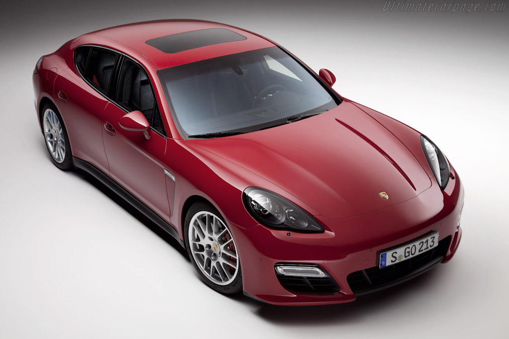 Porsche Panamera Gts High Resolution Image 1 Of 6