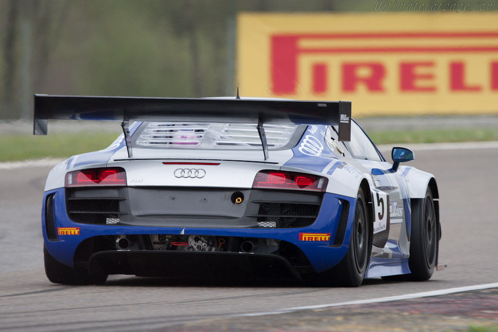 Audi R8 LMS Ultra (s/n GT3 12 0410 - 2012 Coupes de Paques) High Resolution Image (23 of 24)