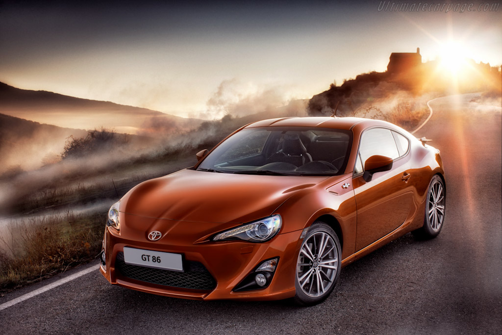 Toyota Gt 86 High Resolution Image 6 Of 12