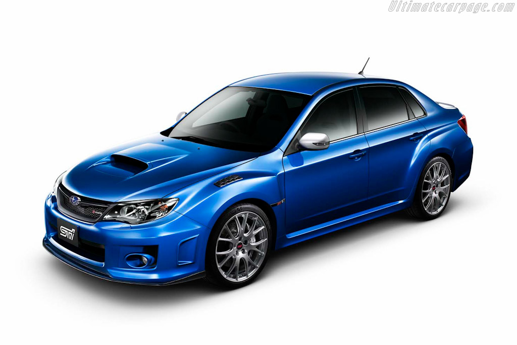 Subaru Impreza Wrx Sti S206 High Resolution Image 1 Of 6