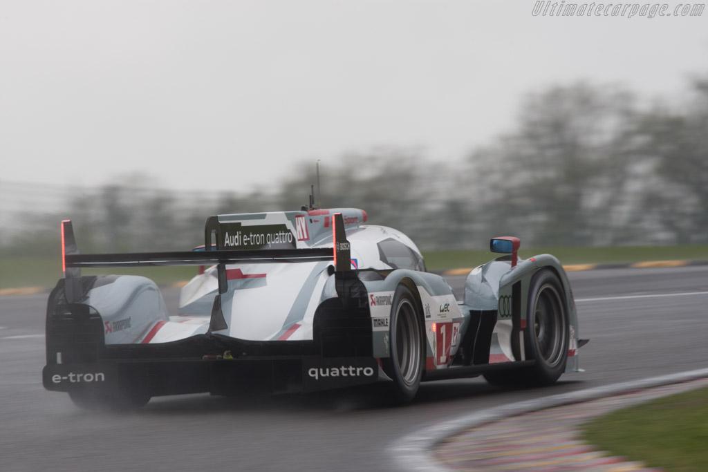 Audi R18 E Tron Quattro 2012 Wec 6 Hours Of Spa