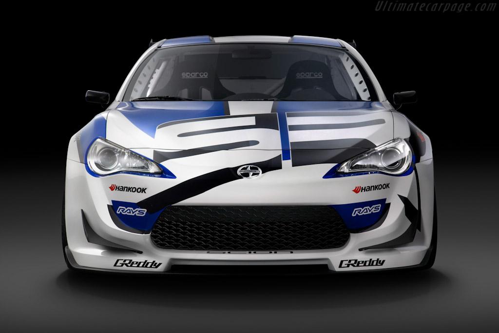 scion fr s race car high resolution image 2 of 6. Black Bedroom Furniture Sets. Home Design Ideas